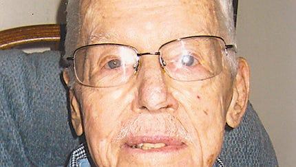 Robert Hinshaw 102nd Birthday