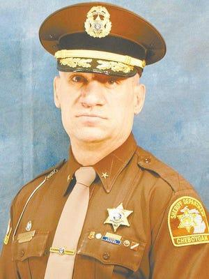 Sheriff Dale Clarmont