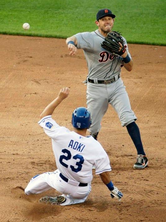 Tigers Royals Baseball (2)