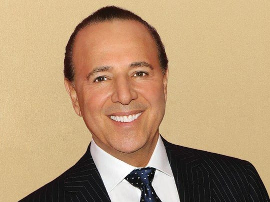 """Tommy Mottola, creator and executive producer of """"The Latin Explosion: A New America."""""""