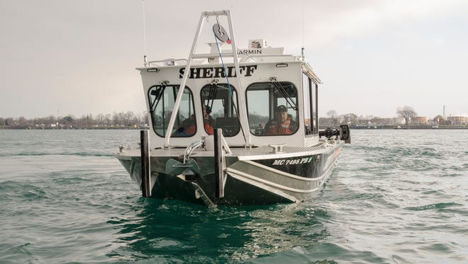 The sheriff department marine division has stepped up enforcement of wake violations