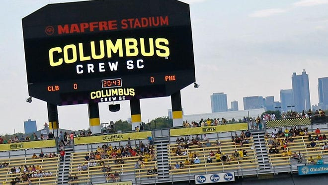 The Crew will open an 18-game schedule against the Chicago Fire at Mapfre Stadium on Aug. 20.