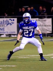 Austin Beal and Highlands will play host to Dixie Heights.