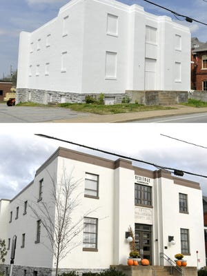 The Old, Old Jail is a building at 112 Bridge Street in downtown Franklin that served as Williamson County's third jail from 1941 until 1970.  The Heritage Foundation purchased the building in 2013 and restored it and made it the non-profits' first permanent home for the Heritage Foundation of Franklin & Williamson County.