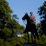 Photos: Nathan Bedford Forrest monuments in Tennessee