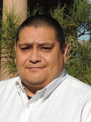 Ruben Castro is the Democratic candidate for Eddy County
