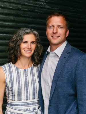 Kaplan Construction, a WBE general contractor and construction management firm providing comprehensive building programs across greater Boston, announced it was named to the annual list of largest family-owned businesses in Massachusetts published by the Boston Business Journal. Pictured are Jane Kaplan Peck and Nathan Peck.