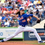 deGrom looking to use change-up more