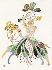 A work by Mayuko Fujino will be part of Pelham Art