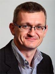 Centenary College History Professor Breandán Mac Suibhne