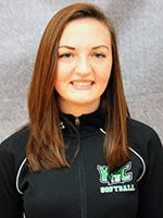 York College junior pitcher Melissa Jurkiewicz pitched 11 combined innings on Tuesday to help the Spartans to a perfect 3-0 day in Florida.