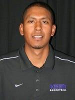 Matt Enriquez, WNMU coach