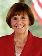 State Rep. Gayle Harrell will be guest speaker Oct.