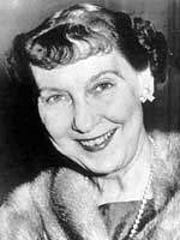 Former First Lady of the United States Mamie Eisenhower,
