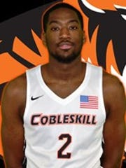 Union-Endicott graduate Anthony McNeil is averaging 14.2 points for SUNY Cobleskill's basketball team.