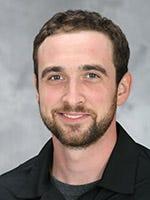 Adam Stirn, icemaker/Zamboni driver, men's and women's hockey.