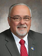 Rep. Tom Weatherston (R-Caledonia).