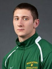 Collin Murray, a 2011 graduate of Binghamton High School