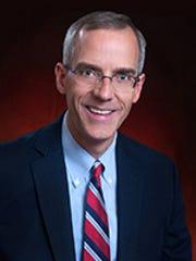 Southern Utah University President Scott Wyatt