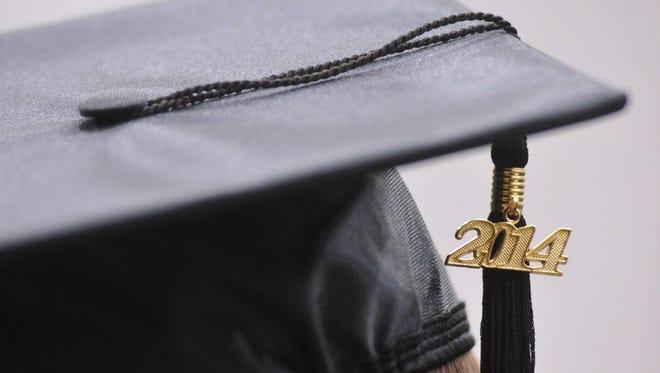 Oshkosh-area valedictorians set high goals for future