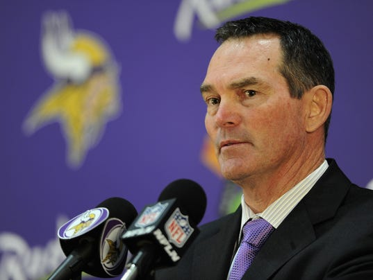 Minnesota Vikings Introduce Mike Zimmer