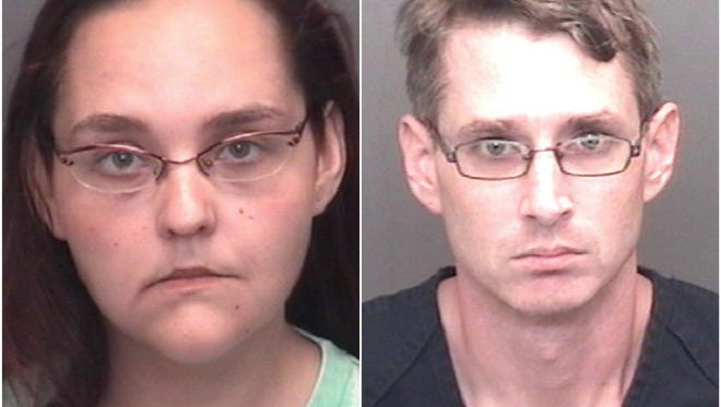 Kaitlyn Gillenwater and Michael Tripp