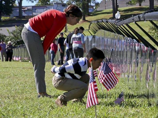 Learning from 'The Wall That Heals'