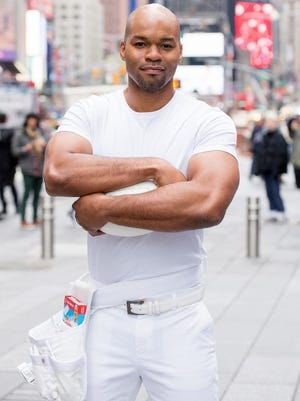 Tennessee State graduate Mike Jackson will debut as the new Mr. Clean at the Super Bowl.