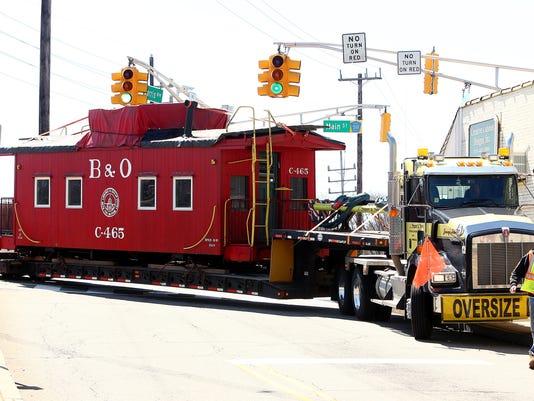 Boonton caboose