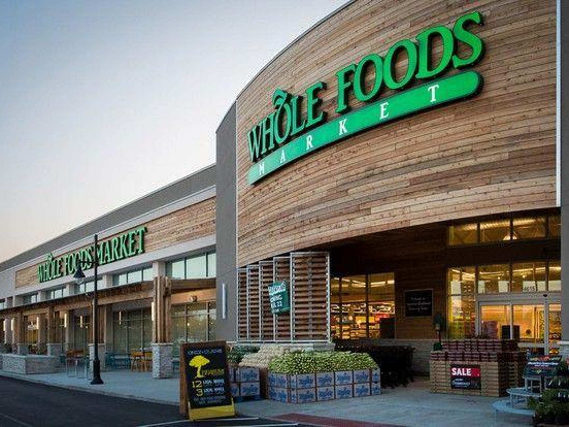 In 2017, Whole Foods Market has come aboard for the