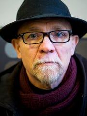 Brian Krueger, 58, a freelance artist from Northside