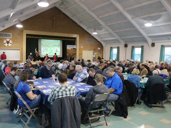 The Ottawa Soil and Water Conservation District hosted