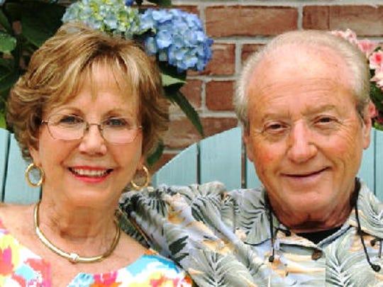 Pat and Jerry Webb Sr. anniversary