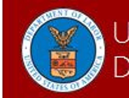 Logo U.S. Department of Labor
