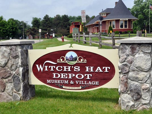 SLH South Lyon City's Witch's Hat Depot