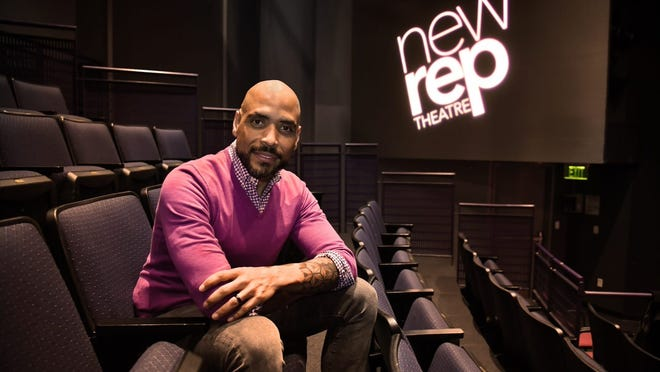 """Race is such a hard conversation to have,"" says Michael J. Bobbitt, the artistic director at New Repertory Theatre in Watertown. ""The discomfort many white people have around it is not likely to go away."""