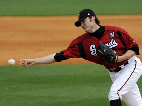 Tim Dillard owns the Sounds franchise record for career wins.