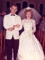 Mr. and Mrs. Kenneth Rodenbeck -- 1964