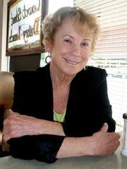 University of Oregon geography professor Susan W. Hardwick