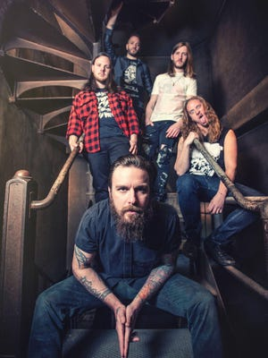 Detroit band Wilson will play an album-release show Saturday at the Crofoot.