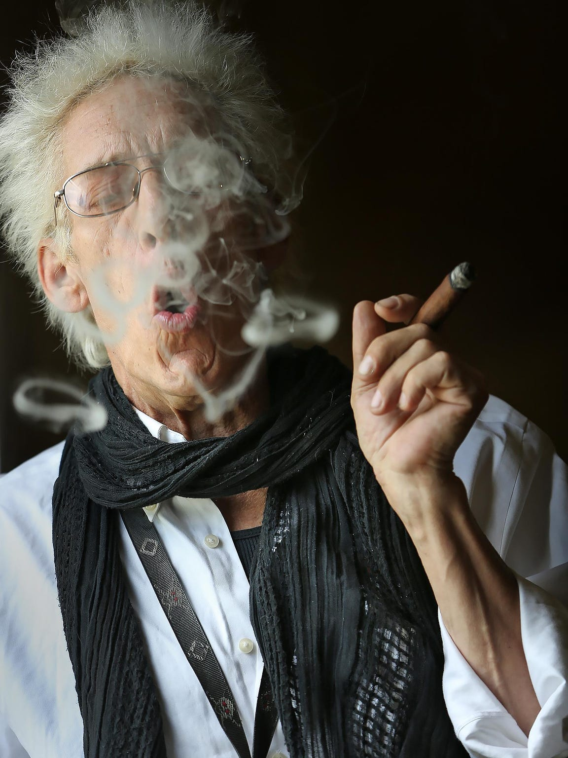 Bill Levin, founder of The First Church of Cannabis.