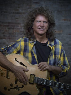 Artist-in-residence Pat Metheny will perform on all four days of the Detroit Jazz Festival, which begins Friday night.