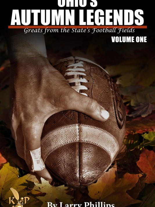 Ohio's Autumn Legends book cover
