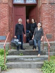 The Finger Lakes Chamber Ensemble perform Sunday at the Lodi Historical Society.