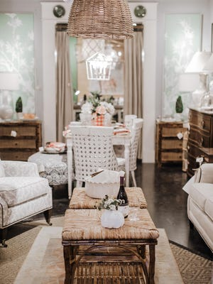 Cottagecore is romantic and soft, based around natural elements. The liberal use of white and cream and lack of artificial colors provides a stunning backdrop for fresh florals, intricate embroidery and woven grass accents.