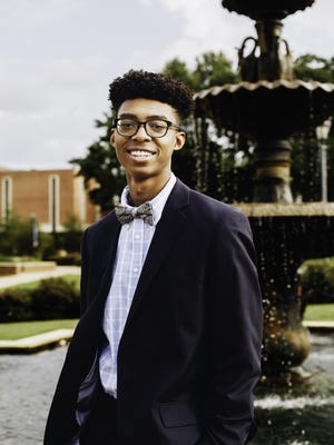 Jonathan Turner, from John S. Davidson Fine Arts Magnet School, is among 20 outstanding students in the Class of 2020 who have been selected for The Augusta Chronicle's 18th annual Best & Brightest Awards.