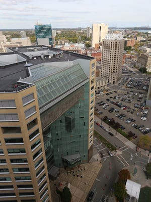 Compuware is expected to stay in downtown Detroit — at least for now — but is selling its downtown office tower.