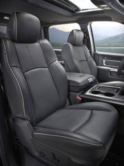 Inside, the Laramie Limited includes Argento wood, and all-black, full-leather seating. Pricing has not been revealed.
