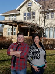 Charley and Amber Fern run their cinematagraphy and photography businesses out of their Great Falls home.