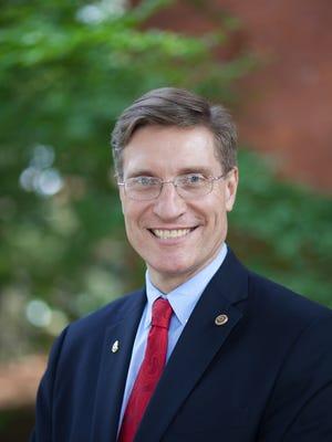 Eric Schertzing, Ingham County treasurer
